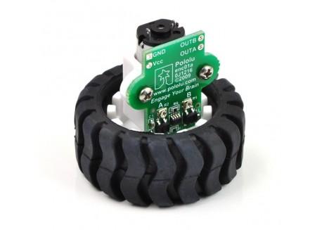 Encoder para rueda todo terreno 42x19mm