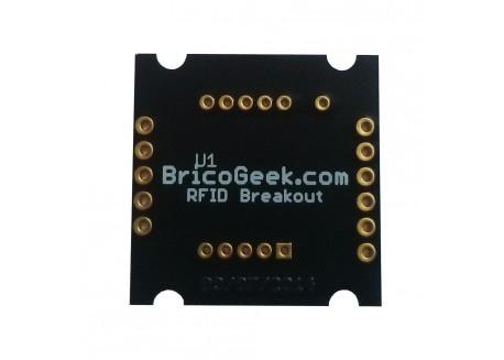 Placa para RFID ID-12