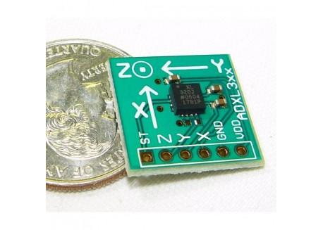 Acelerometro 2 ejes ADXL320 +/-5G