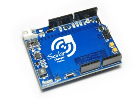 Arduino Solar Shield