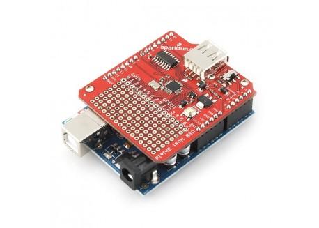 Arduino USB Host Shield