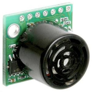 Sensor de proximidad por ultrasonidos LV-EZ3