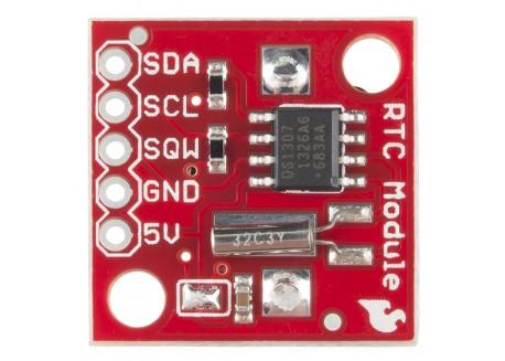 Placa Reloj RTC DS1307