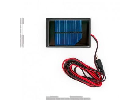 Placa solar - 100mA (9x6cm)